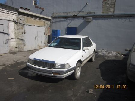 Chrysler Saratoga 1990 - отзыв владельца