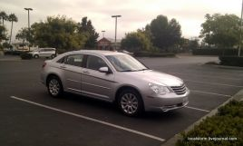 Chrysler Sebring, 2010