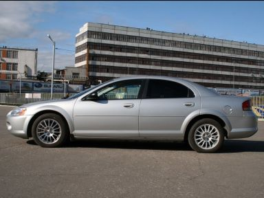Chrysler Sebring, 0