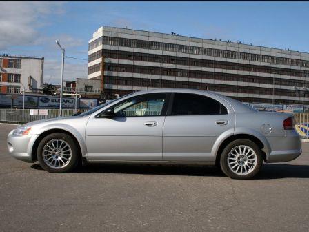 Chrysler Sebring  - отзыв владельца
