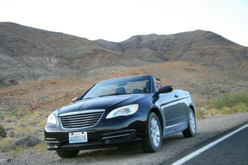 Chrysler Sebring 2011 - отзыв владельца