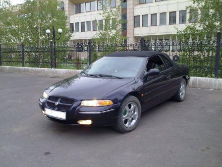 Chrysler Sebring 1998 - отзыв владельца