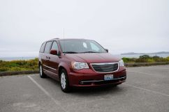 Chrysler Town&Country, 2012