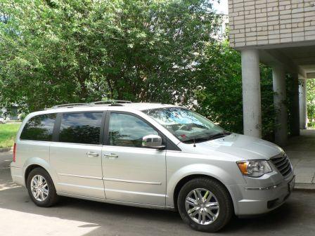 Chrysler Town&Country 2008 - отзыв владельца
