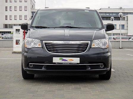 Chrysler Town&Country 2011 - отзыв владельца