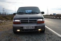 Chrysler Voyager, 1995