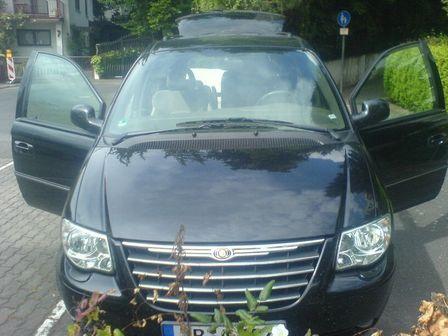 Chrysler Voyager 2005 - отзыв владельца