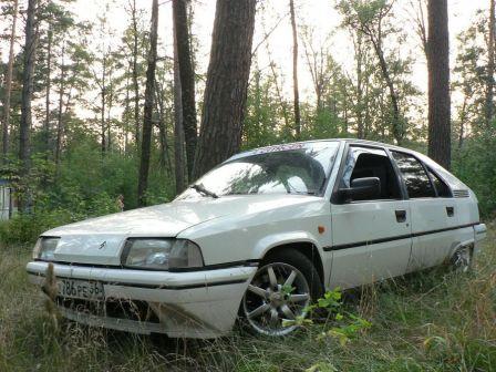 Citroen BX 1989 - отзыв владельца