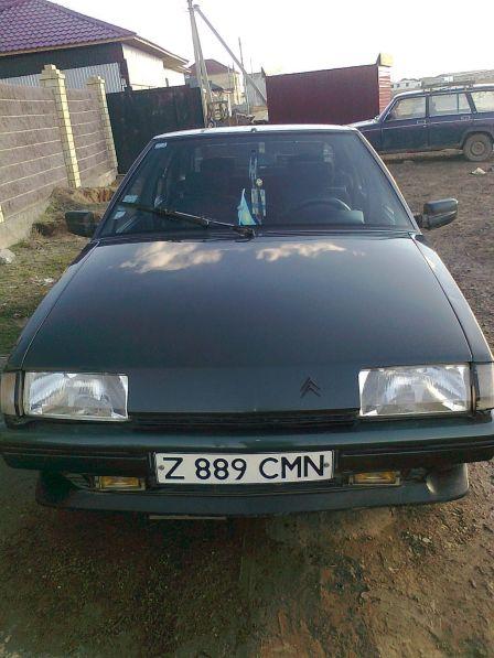 Citroen BX 1990 - отзыв владельца
