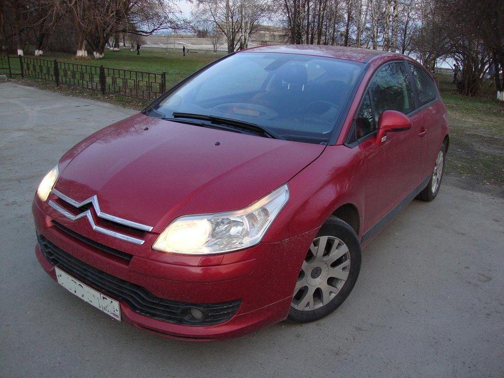 ситроен с4 купе 2006г