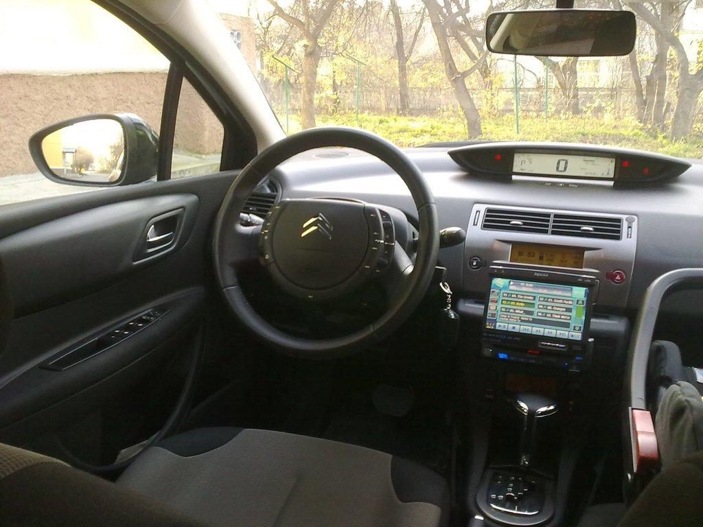 ситроен с4 купе автомат 2008 отзывы владельцев