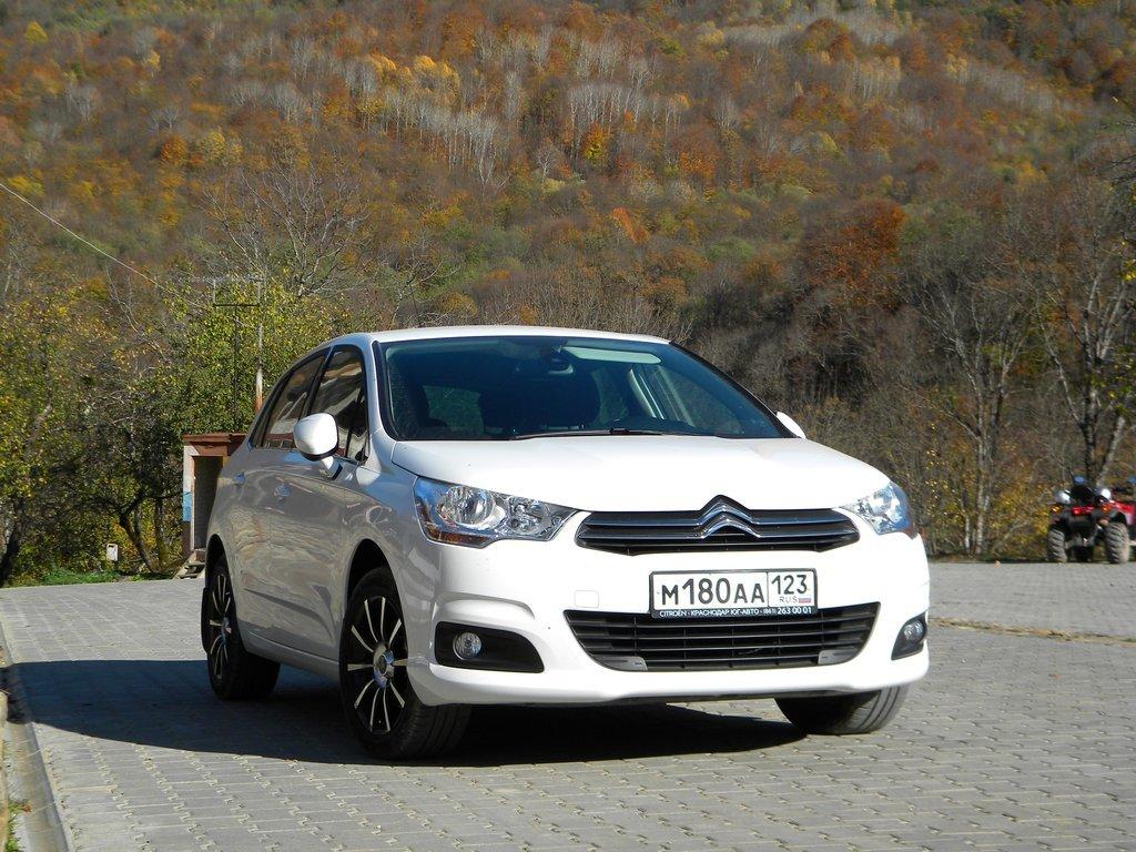 расход топлива ситроен с4 седан отзывы владельцев