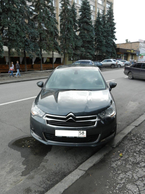 ситроен с4 седан отзывы владельцев 2013