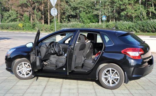 Citroen C4 2011 - отзыв владельца