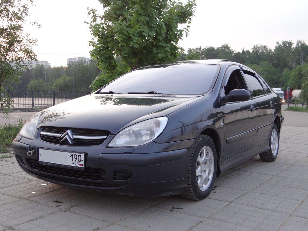 ситроен с5 дизель технические характеристики 2000гв