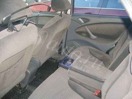Citroen C5 2007 - отзыв владельца