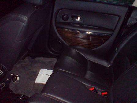 Citroen C6 2007 - отзыв владельца