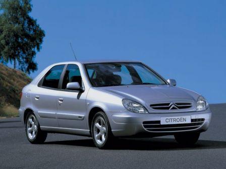 Citroen Xsara 2002 - отзыв владельца