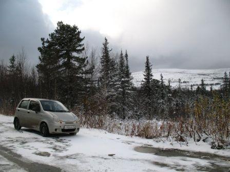 Daewoo Daewoo 2008 - отзыв владельца