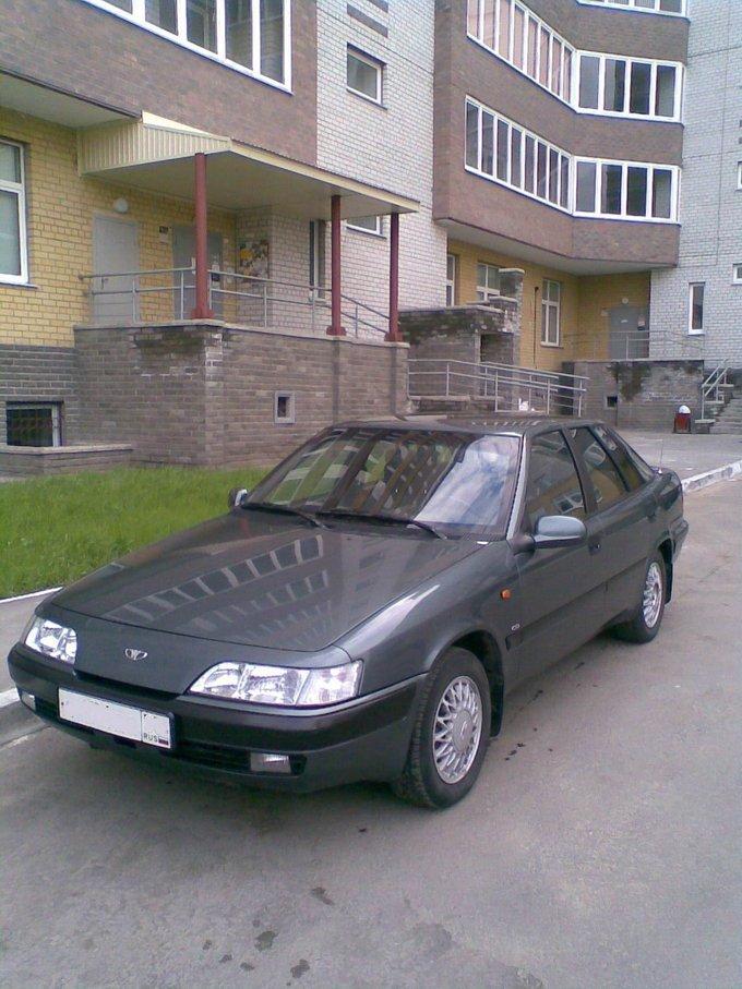 дэу эсперо 1997 фото