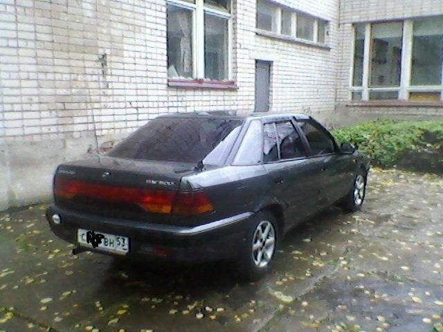 дэу эсперо 1999 года цены фото