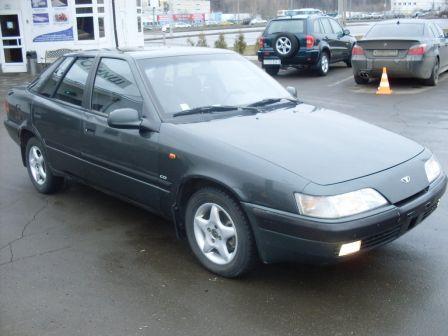 Daewoo Espero 1996 - отзыв владельца