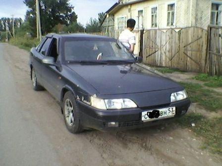 Daewoo Espero 1999 - отзыв владельца
