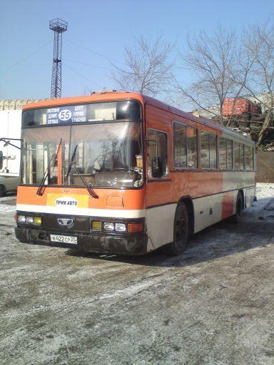 Daewoo G2X 1993 отзыв автора | Дата публикации 29.12.2010.