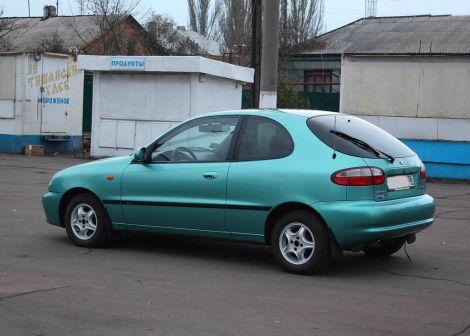 Daewoo Lanos 1998 - отзыв владельца