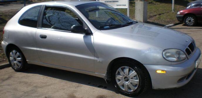 Daewoo Lanos 2000 - отзыв владельца