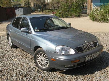Daewoo Leganza 2001 - отзыв владельца