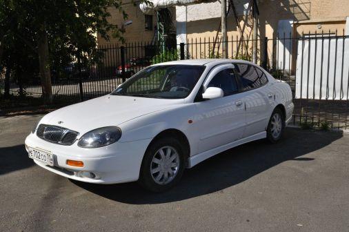 Daewoo Leganza 2000 - отзыв владельца