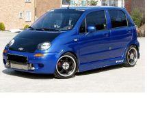 Daewoo Matiz, 2000