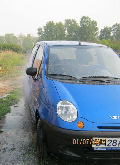 Daewoo Matiz, 2012