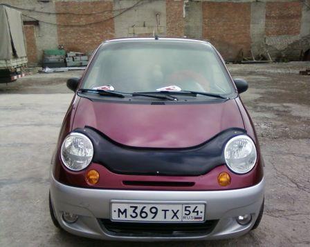 Daewoo Matiz 2004 - отзыв владельца