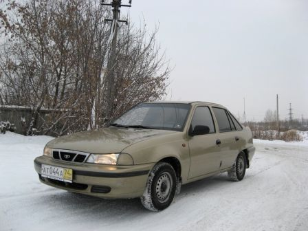 Daewoo Nexia 2004 - отзыв владельца