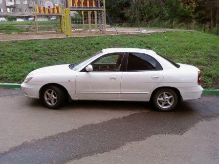 Daewoo Nubira 2000 - отзыв владельца
