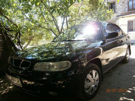 Daewoo Nubira 1998 - отзыв владельца