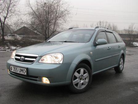Daewoo Nubira 2005 - отзыв владельца
