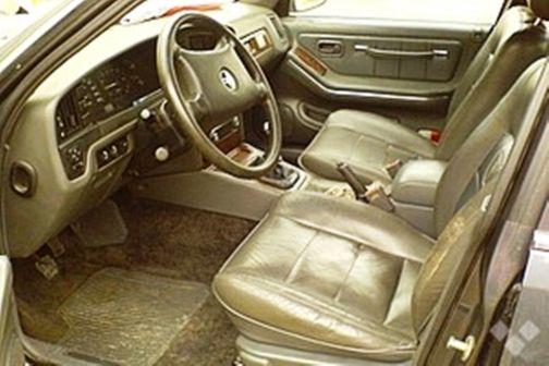 Daewoo Prince 1996 - отзыв владельца