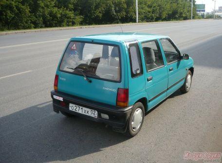 Daewoo Tico 1997 - отзыв владельца
