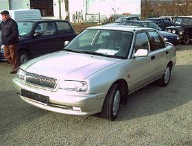 Daihatsu Applause 1994 - отзыв владельца