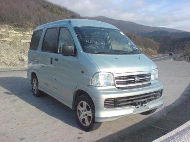 Daihatsu Atrai7, 2004