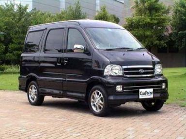 Daihatsu Atrai7, 2000