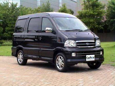 Daihatsu Atrai7 2000 - отзыв владельца