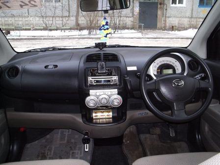 Daihatsu Boon 2005 - отзыв владельца