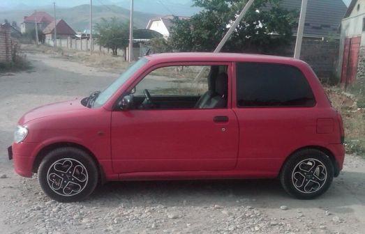Daihatsu Cuore 1999 - отзыв владельца
