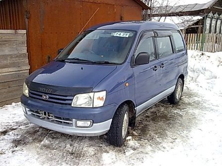 Daihatsu Delta 1998 - отзыв владельца