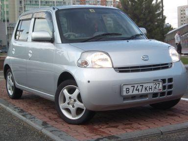 Daihatsu Esse, 2007