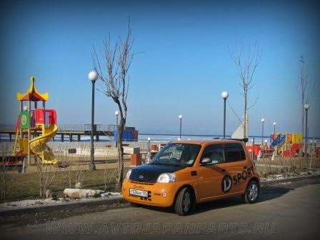 Daihatsu Esse 2006 - отзыв владельца